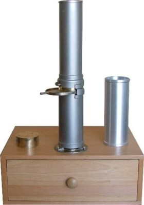 Reconstructed grain tester